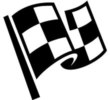 Checkered Flag by kwg2200