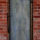 Corrugated Iron Gate by OzShell