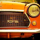 Mini Cooper 1300 by Mathias Pastwa
