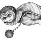 Sleeping Monster #1 by tiffanydow