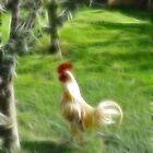 Frac Chicken 2 of 3 by PixelChez