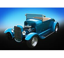 Ford Roadster Photographic Print