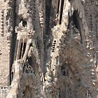 Sagrada Familia by Skunkito
