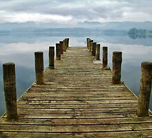 Windermere Jetty by Paul Cook