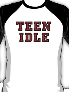 Teen idle red marina and the diamonds T-Shirt