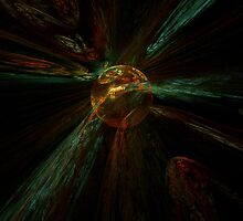Fractal Planet by cshphotos