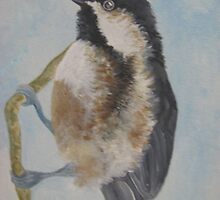 Chickadee by Theodora