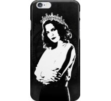 All Hail Queen Mother Carter (White) iPhone Case/Skin