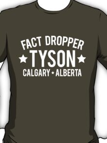 Fact Dropper T-Shirt