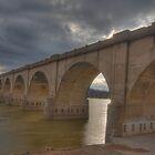 Susquehanna Bridge by Adam Mattel