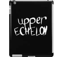 Upper Echelon iPad Case/Skin