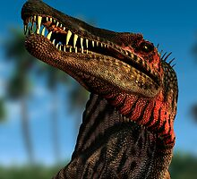 Spinosaurus by 3dHistory