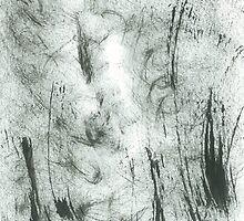 trees in hoarfrost by tensil