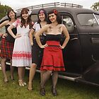 pin up girls by rockabillykat