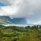 Lord Howe Island Rainbow 2 by Geoffrey Chang