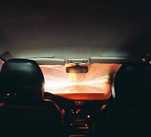 Motorway by miesnert
