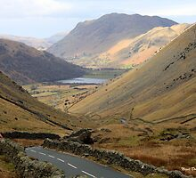 Kirkstone Pass by Nigel Donald