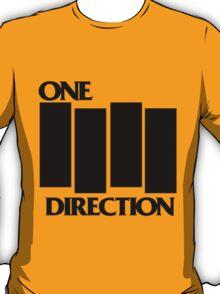 black flag direction T-Shirt
