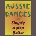 Aussie Dances by Ian McKenzie