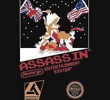 assassins creed 3 nes by hazyceltics