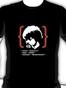 Samuel L.JSON T-Shirt