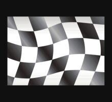 Race Flag by Alejandro Durán Fuentes