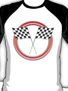 race flags T-Shirt