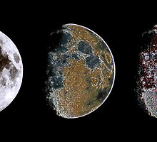 3 Phases of The Moon by Duncan Waldron