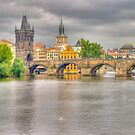 Charles Bridge, Prague by bongo
