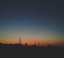 HENICHESK SUNSET by nickstorchay