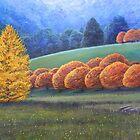 March of the Oak Trees. by katemccredie