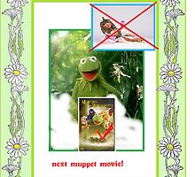 Watz yer choice on muppet movie theemz? by Thomas Josiah Chappelle