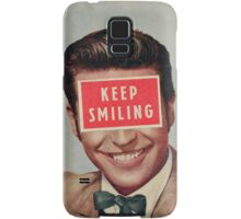 Solid Advice  Samsung Galaxy Case/Skin
