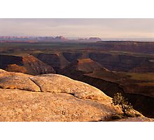 View from Muley Point, Utah Photographic Print