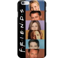 Friends - photos iPhone Case/Skin