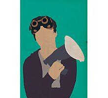 Ezekiel Jones - The Librarians Photographic Print