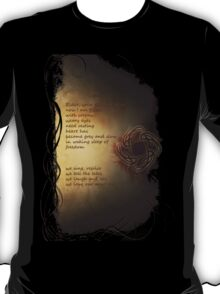 Leliana's Song English T-Shirt