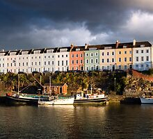 Redcliffe, Bristol by Carolyn Eaton
