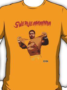SWERVEAMANIA yellow T-Shirt