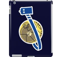 Tardis Space Company - Funnt Doctor Who Nerdy Addicted iPad Case/Skin