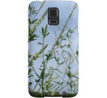 White Sweet Clover And Friends Samsung Galaxy Case/Skin