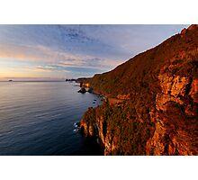 Tasman Dawning Photographic Print