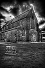 Holy Trinity Anglican Church Williamstown by Alistair Wilson