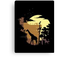 The Last of Us - Giraffe Canvas Print