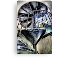 In a Delaware Tower Canvas Print