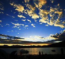 Lake Moogerah by Fotopakismo