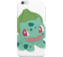 Bulbasaur iPhone Case/Skin