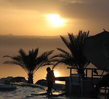 Dead Sea - Jordan by balcs