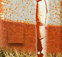 Wheat Shaman by arteology