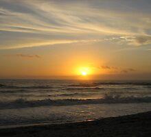 New Years Day Sunrise  by nauticalelf